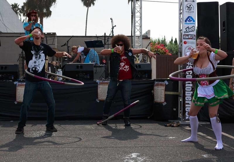 San Clemente Oktoberfest 2015