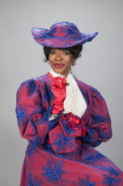 "Jonelle Allen stars in the summer production of ""Hello Dolly"" at Saddleback College's McKinney Theatre. (courtesy of Ken Kinder)"
