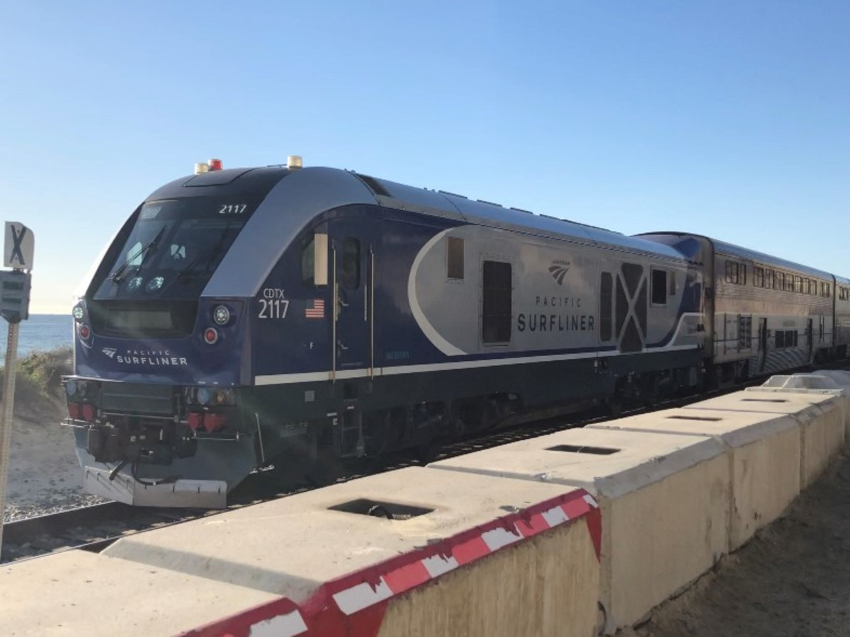 Amtrak infrastructure proposal would bring improvements to SoCal
