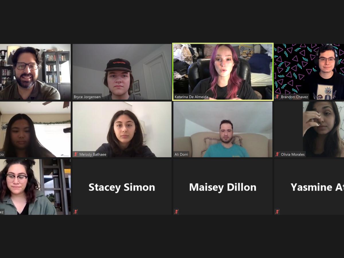 Lariat staff members speak on diversity in the newsroom